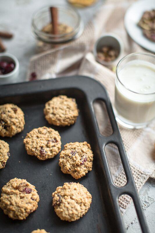 Rezepte für Haferflocken-Kekse