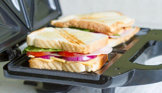 Rezepte für den Sandwichmaker