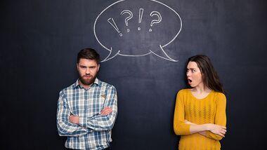 Richtig streiten: 9 Sätze, die Sie ihr niemals sagen sollten