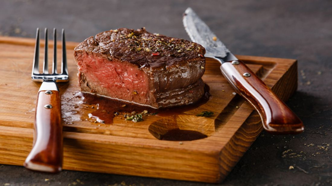 Rinderfiletsteak grillen – so geht's