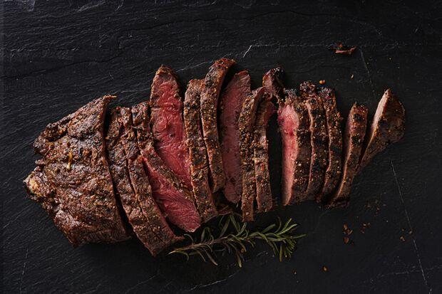 Rindfleisch hilft beim Muskelaufbau