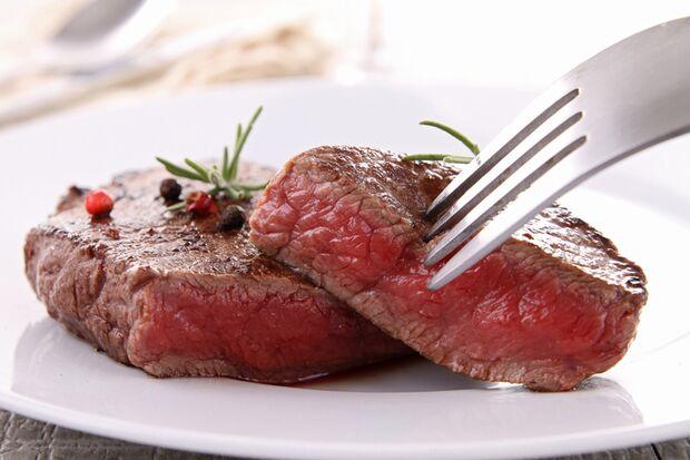 Rindfleisch ist ein wichtiger Bestandteil gesunder Ernährung
