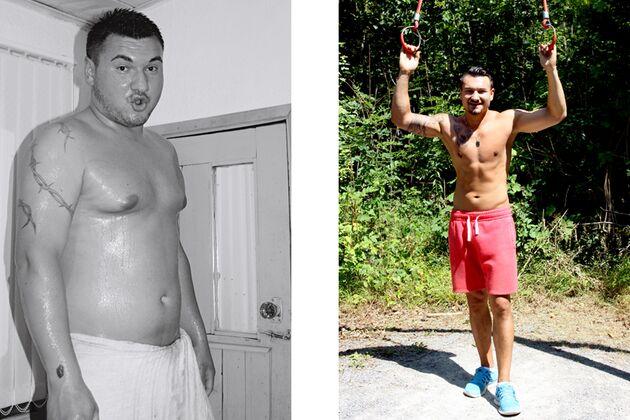 Wie man in kurzer Zeit 30 Kilo abnimmt