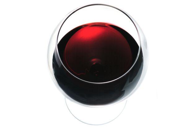 Rotwein enthält gesunde Inhaltsstoffe