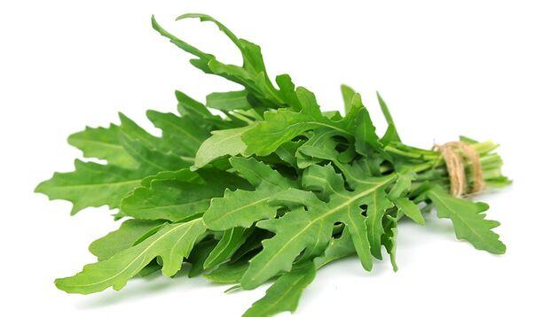 Rucola zählt zu den beliebsten Salatsorten