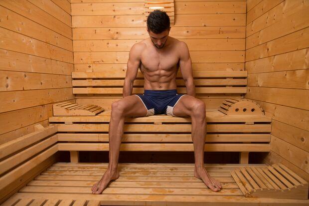 Ruiniert Sauna den Samen?