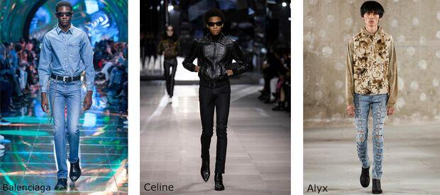 Runway - Balenciaga / Celine / Alyx