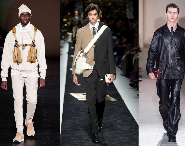 Runway Trends 20192020: die Designer Trends für Männer
