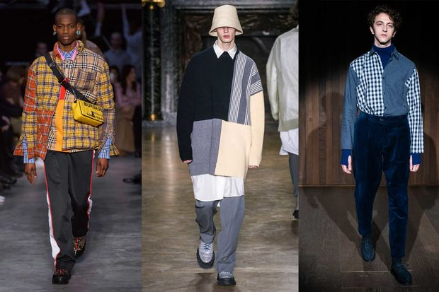 Runway Trends 2019 - Patchwork