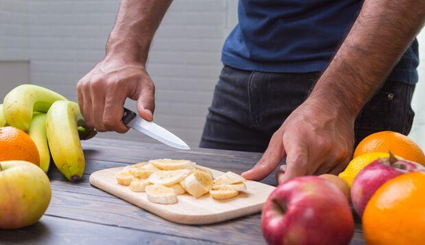 Säfte sind nicht so gesund wie pures Obst