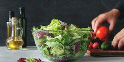 Salat ist extrem vielseitig