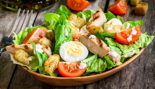 Salat ist gesund? Nicht immer!
