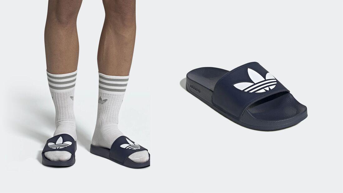 Sandalen-Trends 2021 / Adidas Adilette