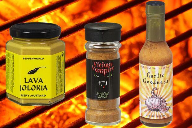 Schärfste BBQ-Würze von pepperpark