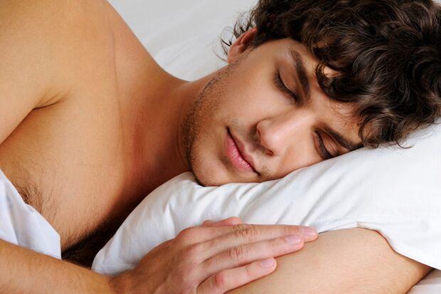 Schlaf und das Immunsystem profitieren von gesunder Ernährung