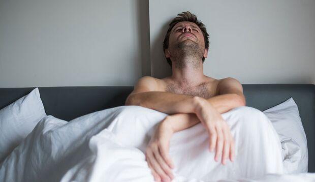 Schlaflosigkeit kann depressiv machen