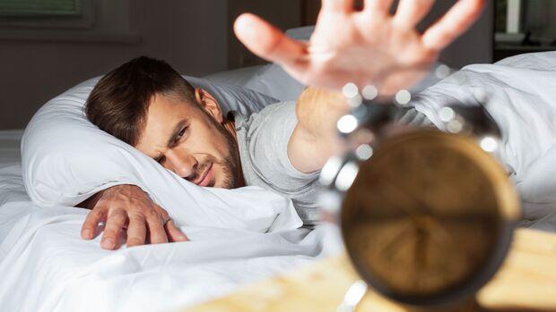 Schlaflosigkeit kann gravierende gesundheitliche Schäden anrichten