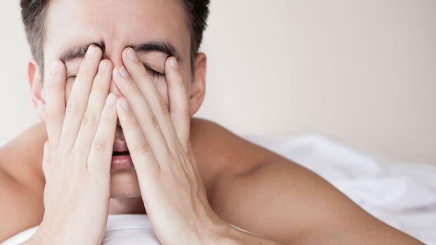 Schlafmangel macht langfristig krank.