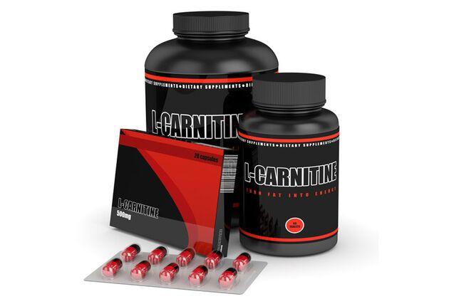 L flüssiges Carnitin zur Gewichtsreduktion