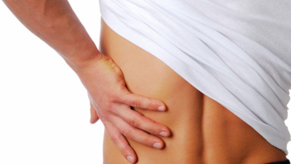 Schmerzen im Rücken können viele Ursachen haben. Eine Ganganalyse bringt oft Klarheit