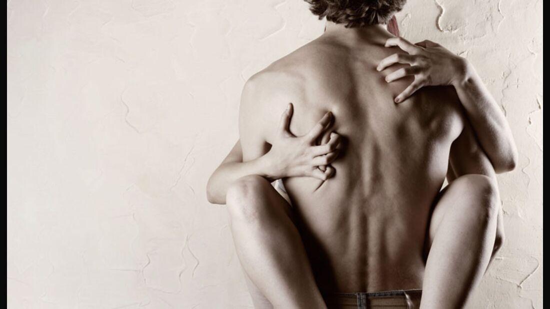 Schmerzen nach dem Sex?
