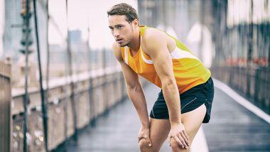 Schmerzmittel während des Ausdauersports gefährden die Gesundheit