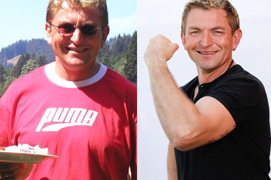 Schnell abnehmen: Josef nahm 31 Kilo ab