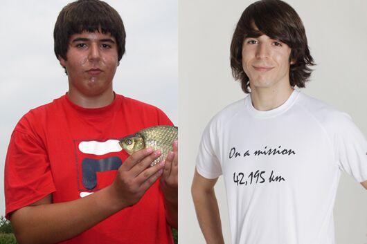 Schnell abnehmen: Marco wiegt  jetzt 75 statt 109 Kilo