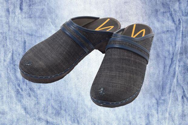 Schwedische Clogs von Nudie Jeans