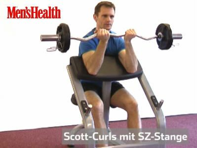Scott-Curls Trainingsvideo