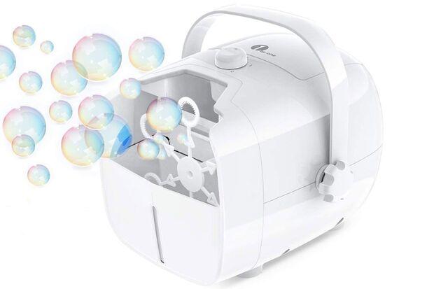 Seifenblasen Maschine