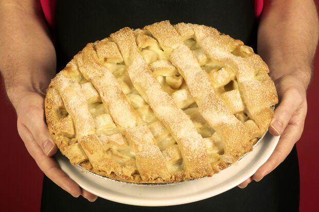 Seit American Pie hat mancher Mann seinen Penis in einen warmen Apfelkuchen gesteckt