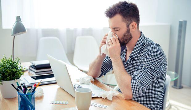 Senf kann gegen hartnäckige Infektionen helfen