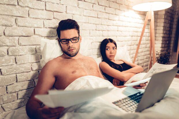 Sex-Killer: Arbeit hat im Bett nichts zu suchen
