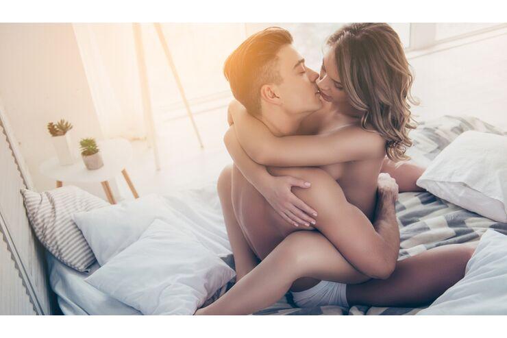 Morgendlicher Sex