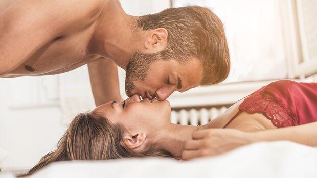 Sex in Zeiten von Corona: Manche haben gerade jetzt besonders viel Zeit fürs Liebesspiel