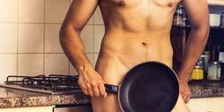 Sex während des Kochens ist nicht unbedingt eine gute Idee