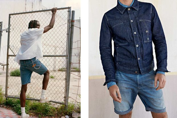 Shorts Denim-Trends 2020
