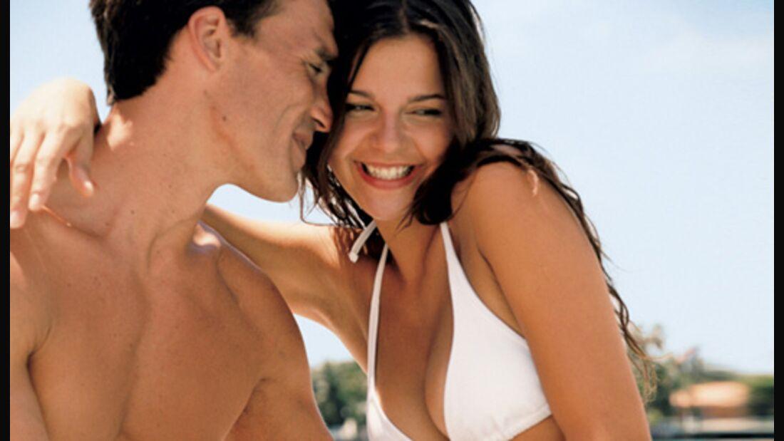 Sie lasen den Men's Health Beziehungs-Guide und waren wieder glücklich
