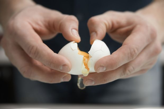 Sind rohe Eier gefährlich?