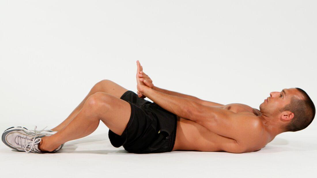 Sixpack-Workout: So trainieren Sie Stress weg