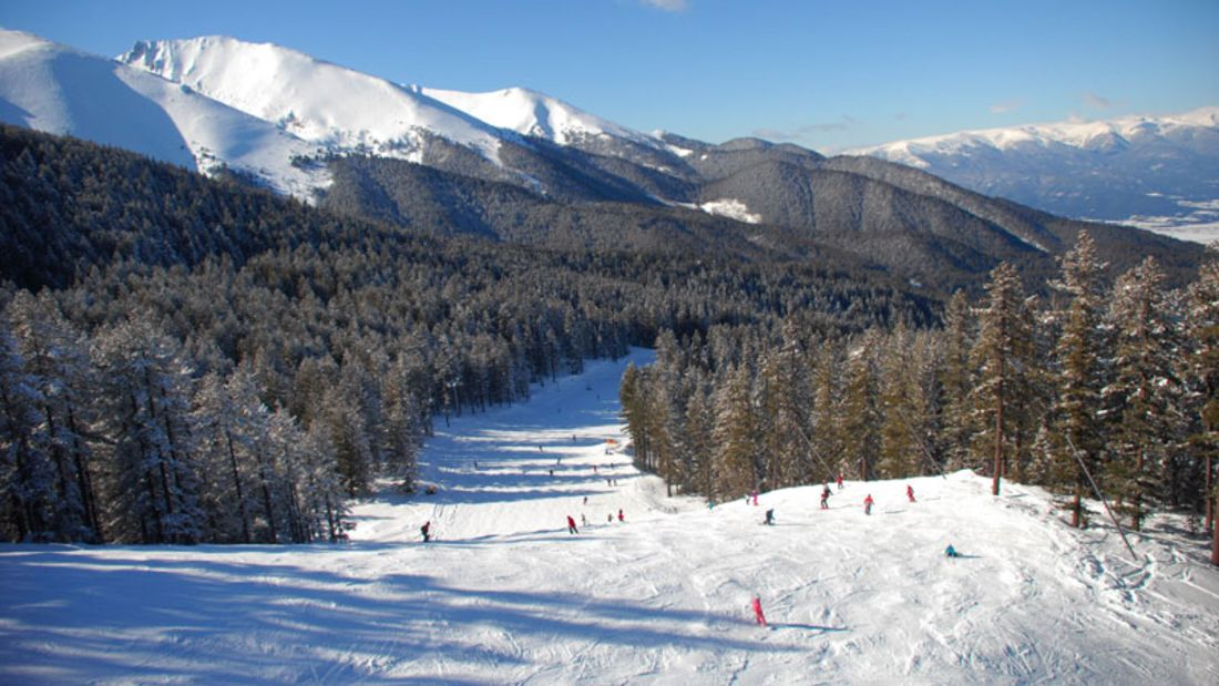 Ski in Bansko
