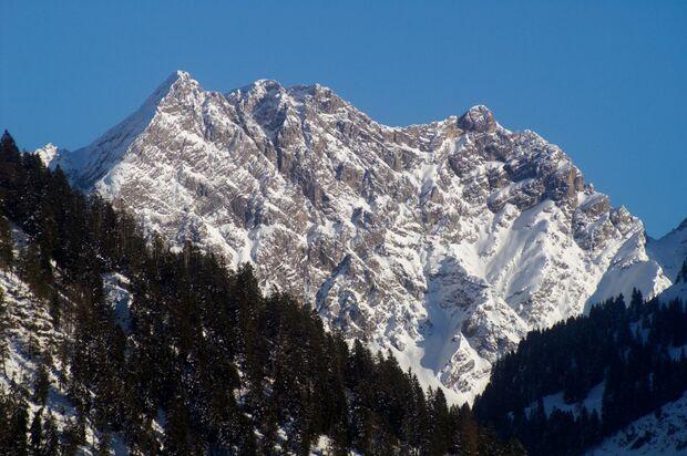 Skitour in den Allgäuer Alpen