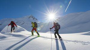 Skitourengehen: Der ehemalige Nischensport ist inzwischen Trend- und Massensport