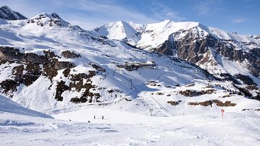 Skiurlaub am Hintertuxer Gletscher