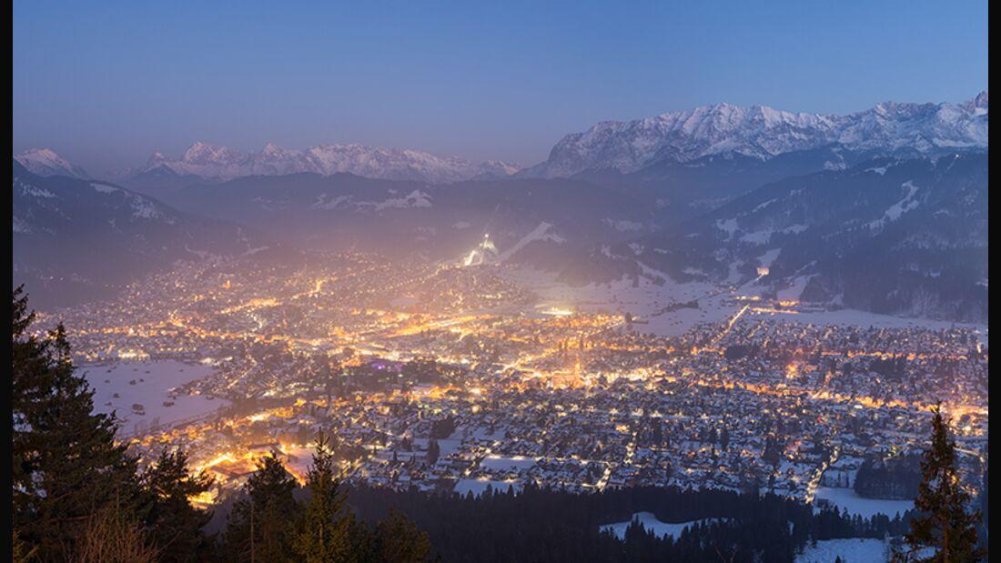 Skiurlaub in Garmisch-Partenkirchen