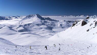 Skiurlaub in Les Arcs in Frankreich