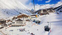 Skiurlaub in Obergurgl / Hochgurgl im Ötztal