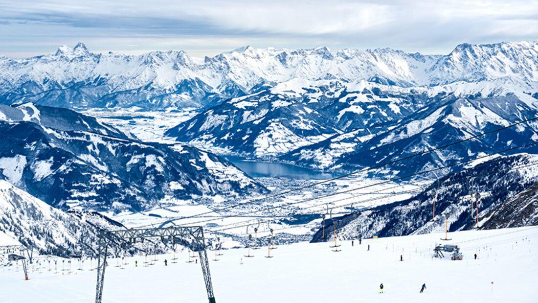 Skiurlaub in Zell am See und Kaprun
