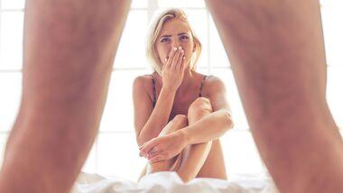 Smegma killt sämtliche sexuellen Gelüste